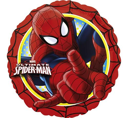 balon foliowy 18 spider man