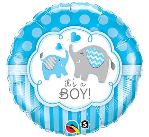 balon foliowy 18 its a boy