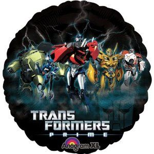 balon foliowy 18 transformers