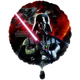 balon foliowy 18 star wars